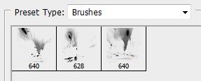 Вид в Photoshop кистях: Кисти для фотошопа 'Взрывы'